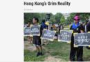 Ponura rzeczywistość Hongkongu oraz świadectwa braci ufających Jezusowi w ucisku.