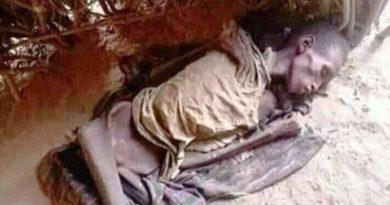 Pandemia głodu: Co 8 sekund na świecie umiera z głodu jedno dziecko!!!Podnoszę alarm-pisze Jędrzej Winiecki