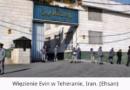 Iran: Zwolniono niektórych osadzonych za wiarę w Jezusa z więzienia Evin w Teheranie.