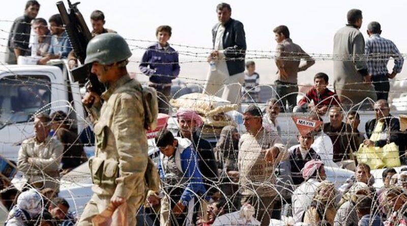 Islamiści wspierani przez Turcję porywają 14 chrześcijan w Syrii