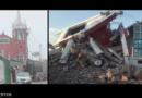 Chiny: Dwa legalne kościoły protestanckie zburzone w Henan