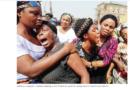 Nigeryjscy chrześcijanie w żałobie opłakują swoich bliskich po ostatnich zabójstwach
