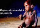 Prawie półtora miliona dzieci w czterech afrykańskich krajach jest zagrożonych głodem.