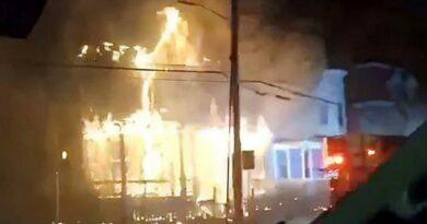 """Spalono """"Halloween House""""- świątynie satanistów w stanie Nowy Jork"""