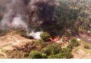 Nigeria: wojskowe naloty niszczą kryjówki terrorystów Boko Haram
