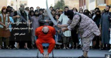 Zbrodniczy kalifat – ciała mężczyzn lądują w masowych grobach, kobiety są wystawiane na sprzedaż!