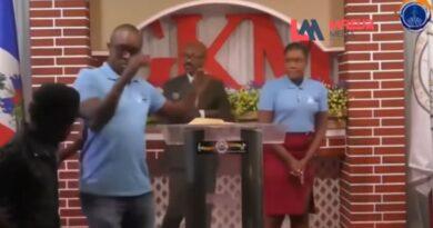 Haiti: pastor porwany podczas transmitowanego na żywo nabożeństwa wielkanocnego