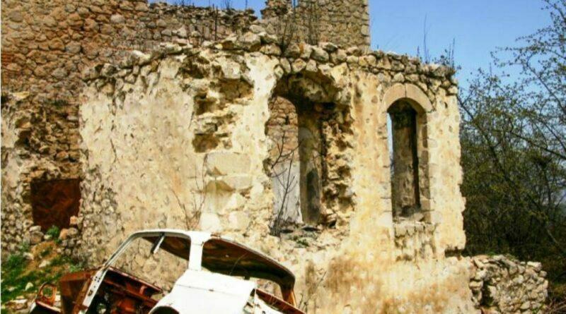 Kolejny kościół splądrowany w Turcji